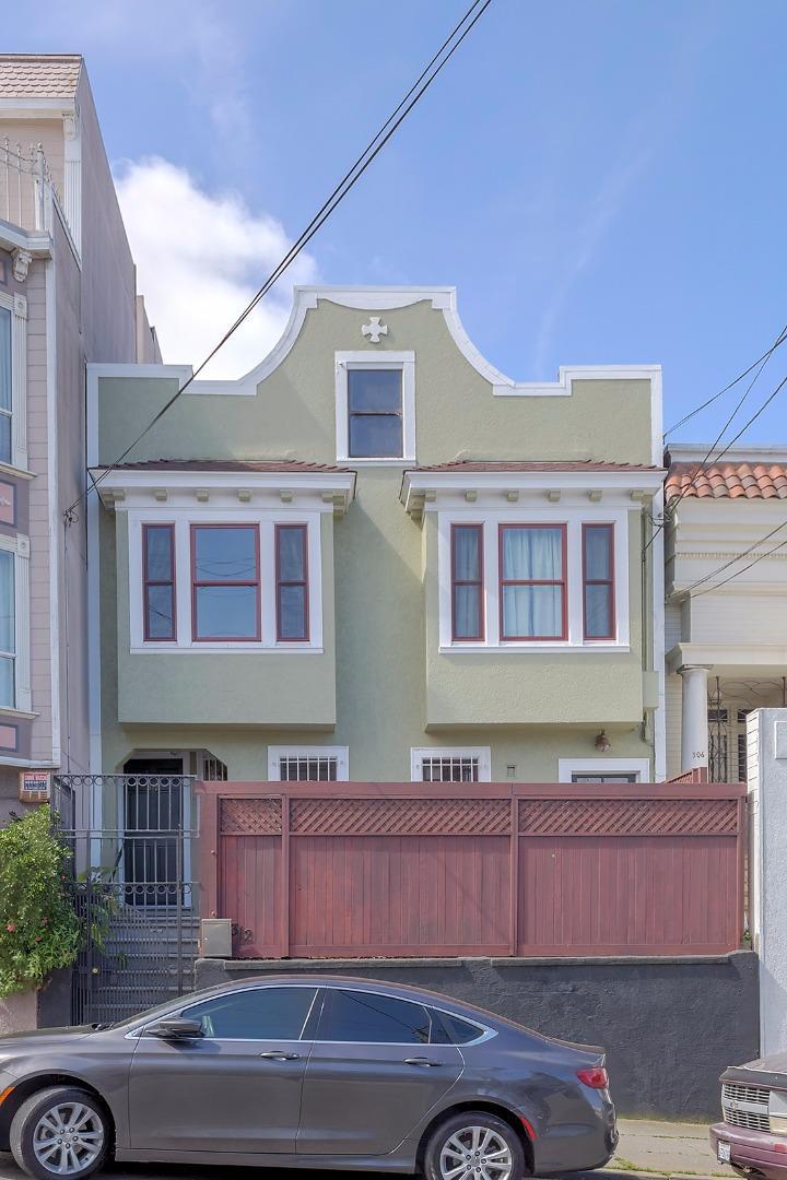 312 Russia Avenue, SAN FRANCISCO, CA 94112
