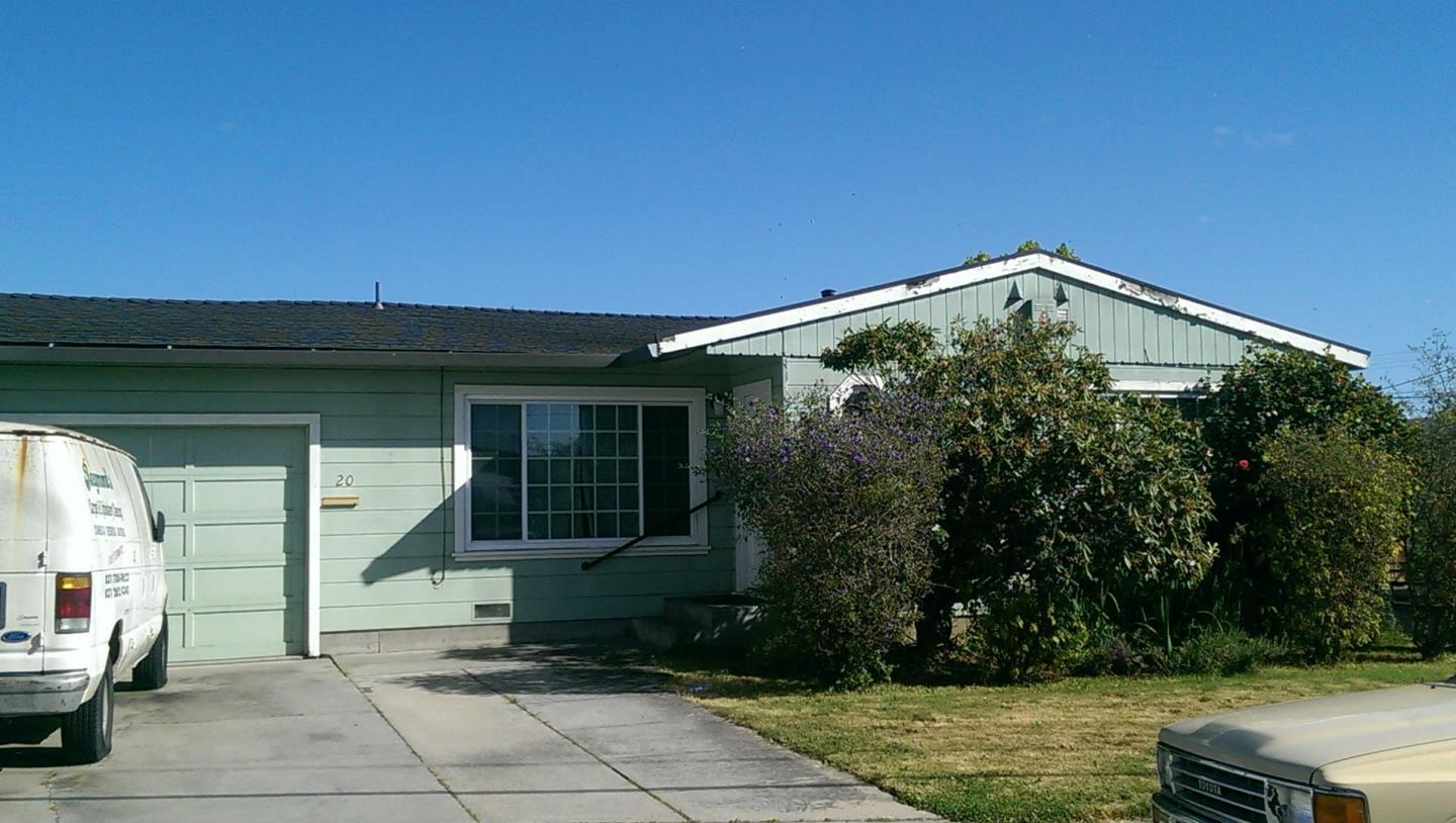 Additional photo for property listing at 20 Sycamore Street  Watsonville, Калифорния 95076 Соединенные Штаты