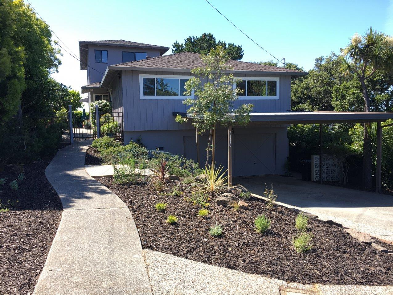 Single Family Home for Sale at 2110 Shirley Road Belmont, California 94002 United States