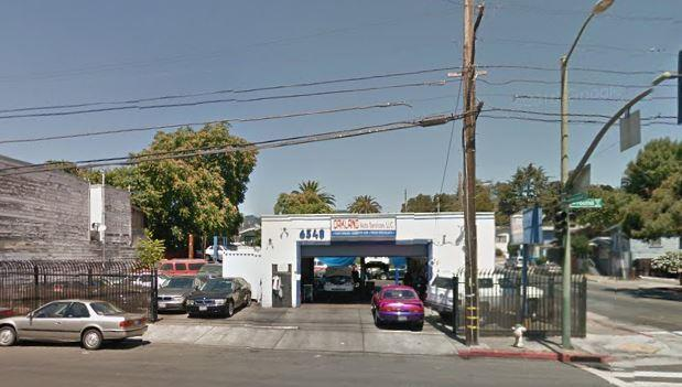 Additional photo for property listing at 6548 Foothill Boulevard  Oakland, 加利福尼亞州 94605 美國