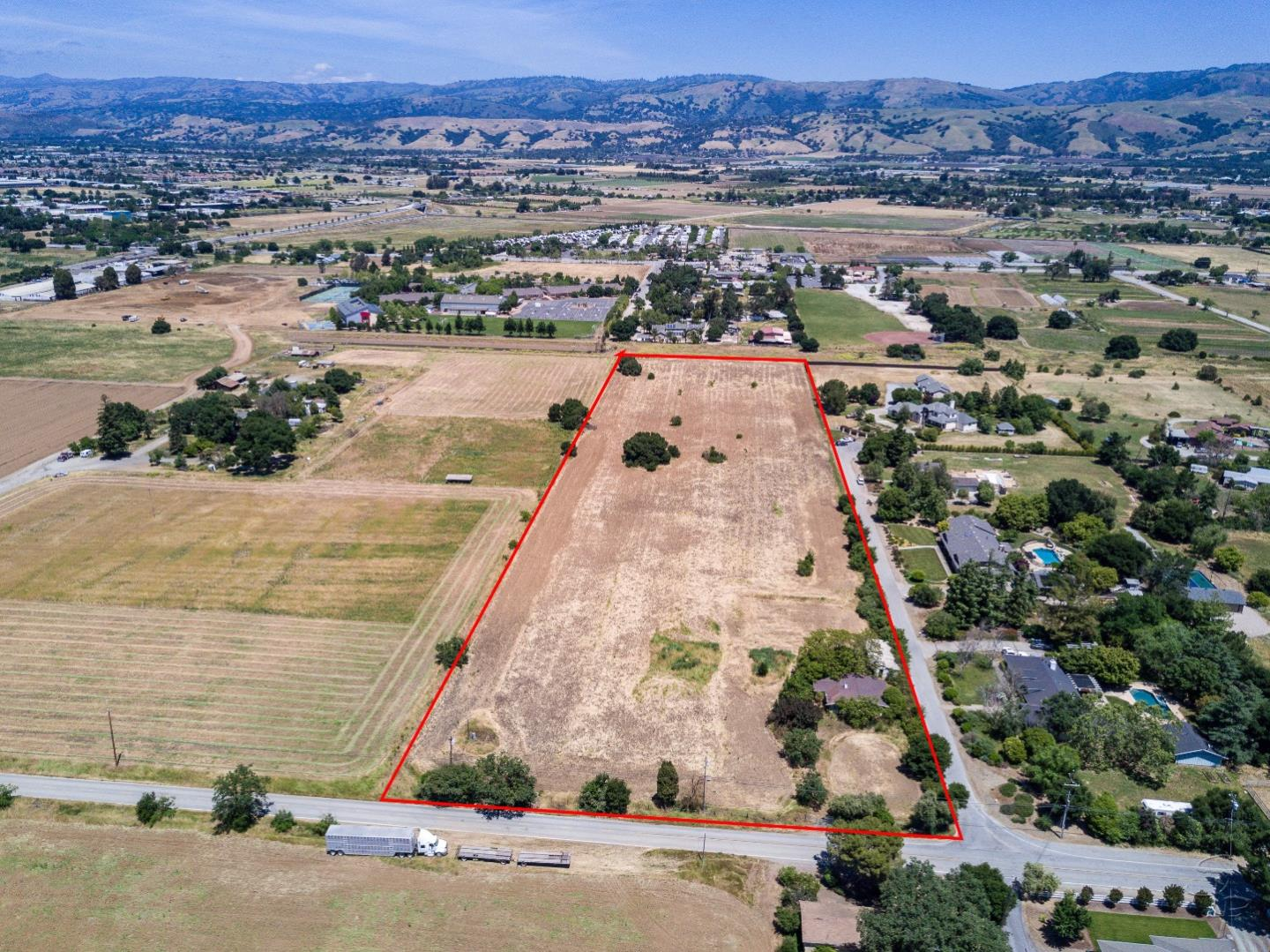 Land for Sale at 14940 Olive Avenue Morgan Hill, California 95037 United States