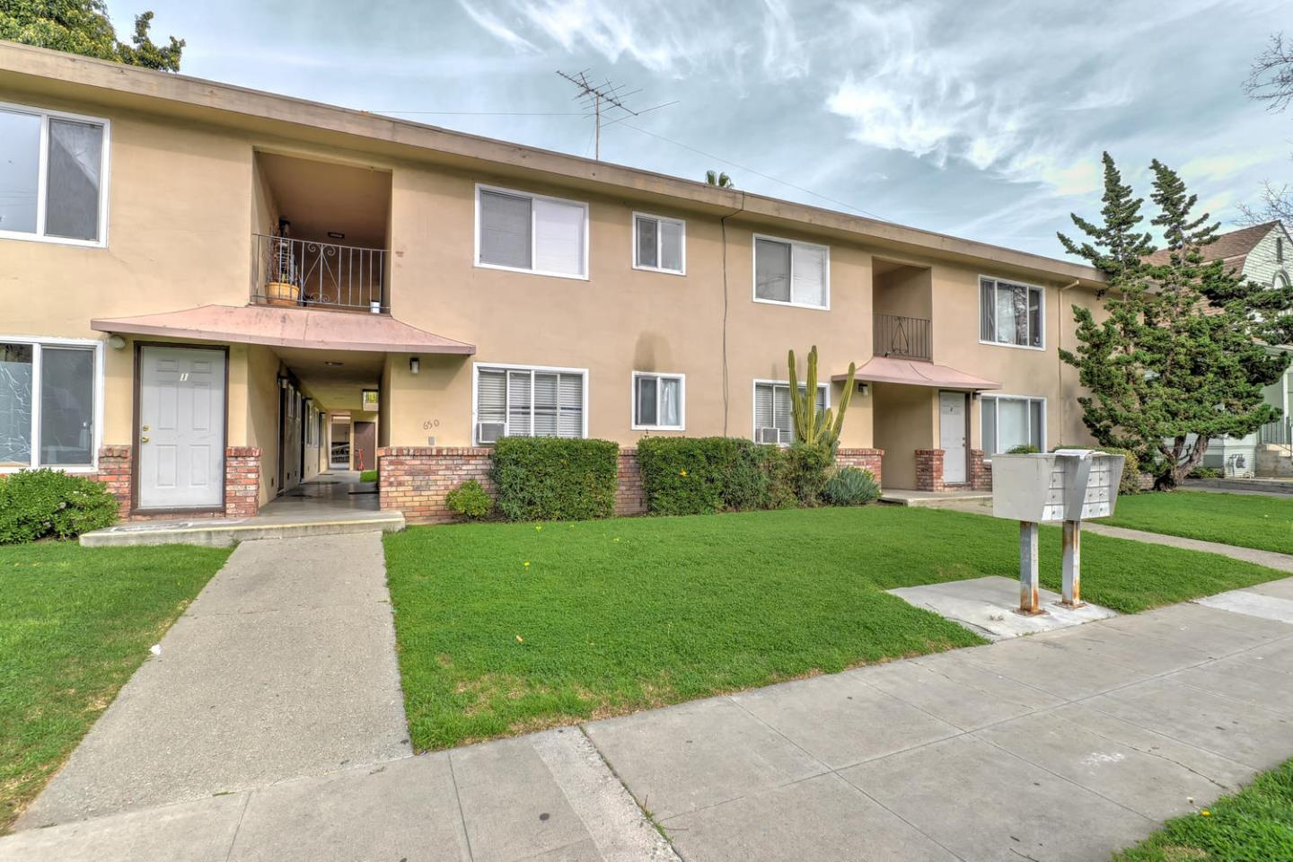 Multi-Family Home for Sale at 650 S 8th Street San Jose, California 95112 United States