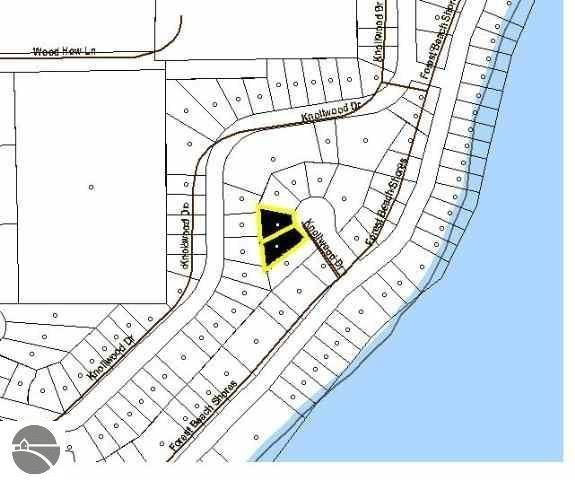 Property for sale at Lot 53/54 Cherry Beach Court, Northport,  MI 49670