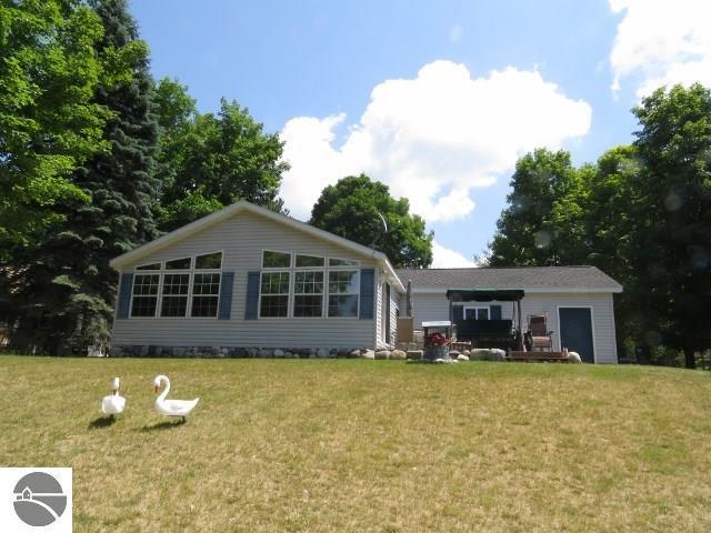 4031 Rushton Road, Central Lake, MI 49622