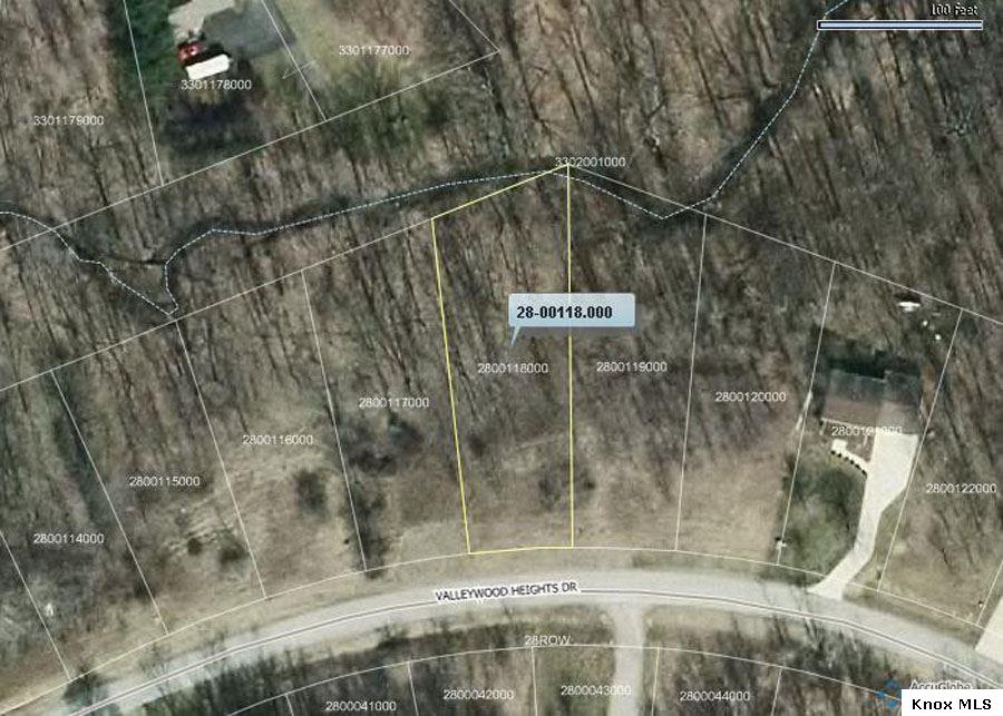 Lot 118 Valleywood Heights Subdivision Howard Ohio 43028 at The Apple Valley Lake