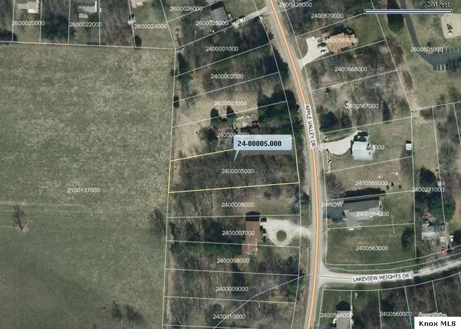 Lot 5 Lakeview Heights Subdivision Howard Ohio 43028 at The Apple Valley Lake