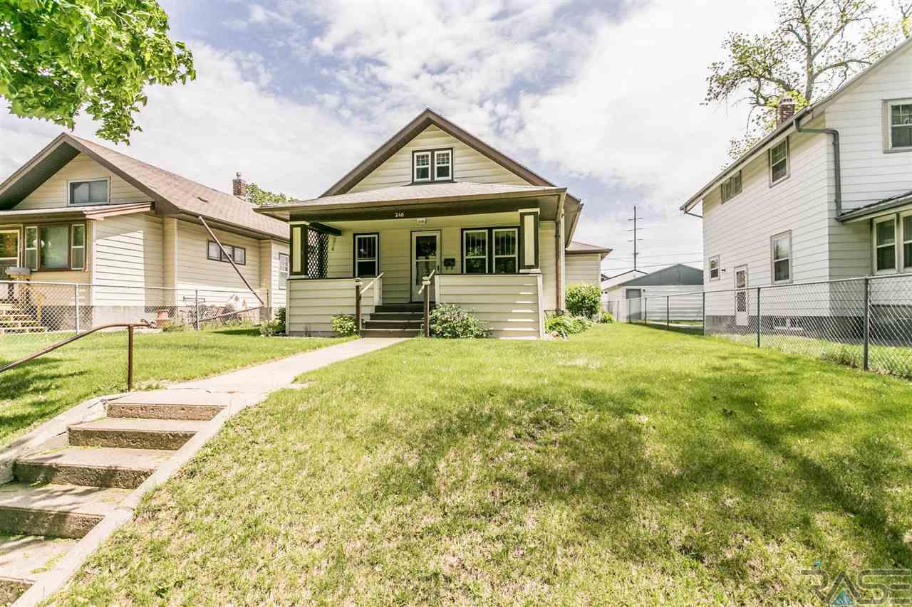 210 N French Ave, SIOUX FALLS