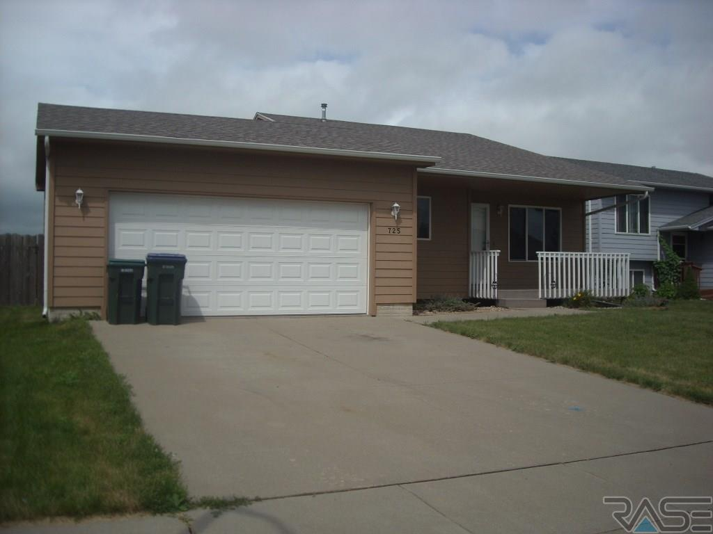 725 S Tanglewood Ave, SIOUX FALLS