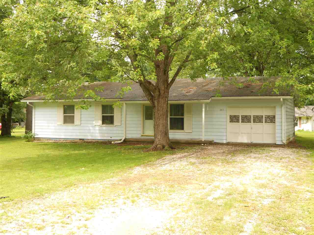 843 S Florence, JASONVILLE, 47438, IN