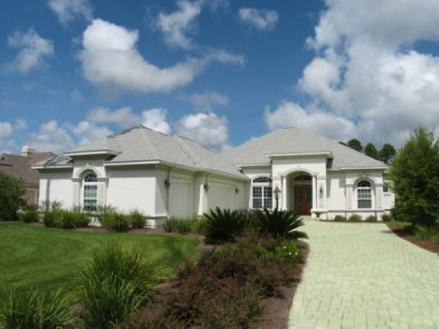 Photo of home for sale at 2610 Isle Of St Marys Way, St. Marys GA