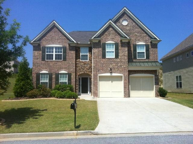 Photo of home for sale at 4293 Rosehall Ct, Atlanta GA