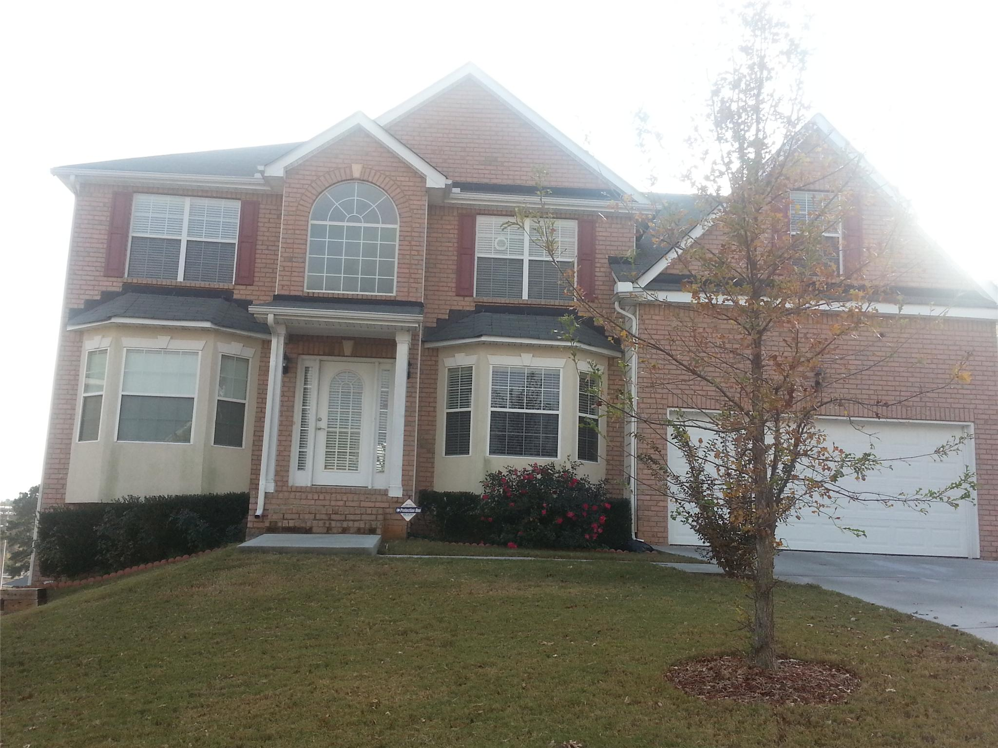 Photo of home for sale at 1229 Tree Leaf Ln, Conyers GA
